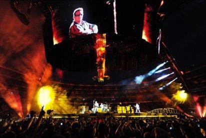 """U2 vuelve a girar sus """"360º"""" con temas inéditos y un Bono ya recuperado"""
