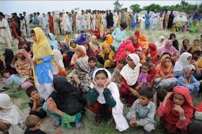 Las autoridades alertan ante las lluvias de las próximas horas en Pakistán