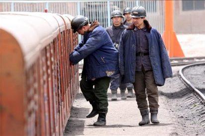 Se elevan a 16 los mineros fallecidos en el incendio de una mina de oro en China