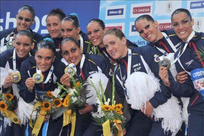 Un renovado equipo español gana la segunda medalla, otra plata