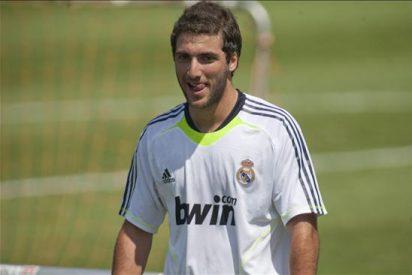 2-3. Higuaín, con dos goles, dejo invicto al Real Madrid