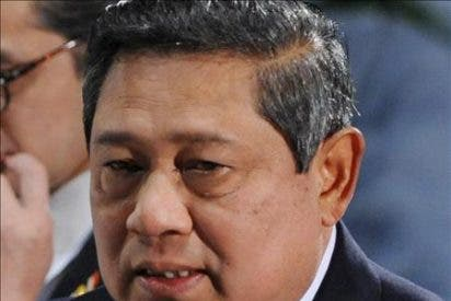 Cinco detenidos por intentar asesinar al presidente de Indonesia
