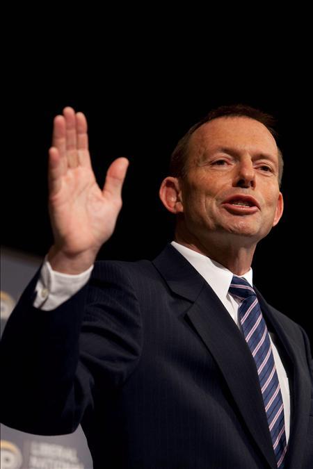 La oposición conservadora arranca su campaña para las elecciones en Australia