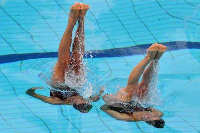 España cierra con la cuarta plata la natación sincronizada