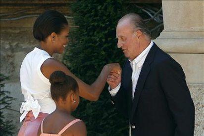 Michelle Obama comparte con los Reyes y Doña Letizia sus últimas horas en España