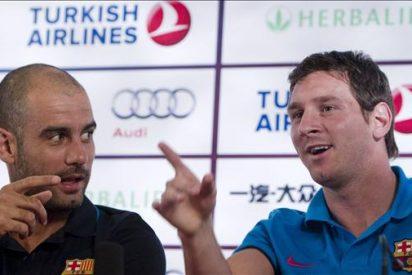0-3. El Barça cierra su gira por Asia con un triunfo sin brillo frente al Guoan