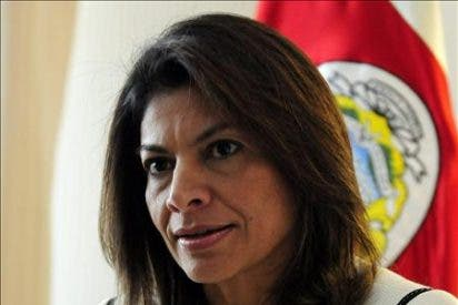 """""""No permitiremos la militarización en la lucha antidrogas"""", sostiene Chinchilla"""