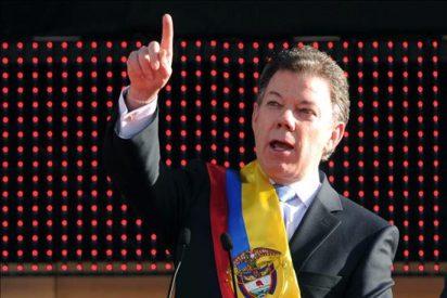 El Gobierno de Santos echa a andar con Venezuela y Ecuador como objetivos