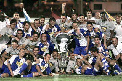 1-1. El Espanyol ganó el trofeo en la tanda de penaltis ante el Atl. Madrid
