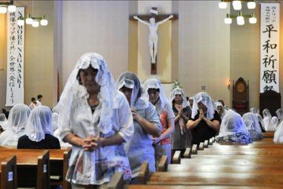 Nagasaki conmemora el 65 aniversario de su bombardeo atómico