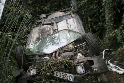 Veintiséis muertos en la carretera en el fin de semana más trágico del año