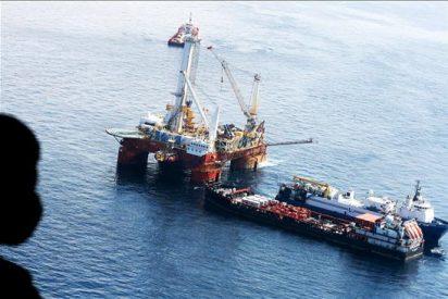 BP en fase final de operaciones para sellar el pozo averiado para siempre