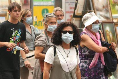 La ola de calor y humo multiplican por dos la mortalidad en Moscú