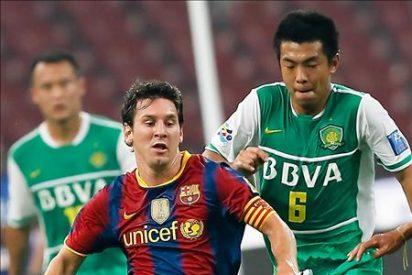 La prensa china destaca que Messi disputó 45 minutos pero sin su mejor forma