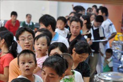 Bebés chinos desarrollaron pecho tras la ingesta de un lácteo infantil con hormonas