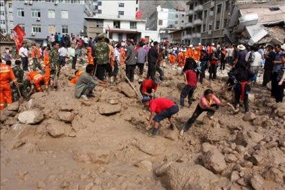 Número de muertos se eleva a 337 y los desaparecidos a 1.148