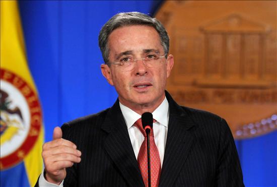 La CPI analizará la denuncia del ex presidente colombiano Uribe antes pronunciarse investigación