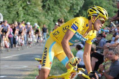 Contador se mantiene una semana más al frente de la clasificación UCI