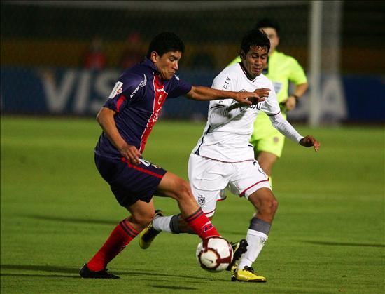 San Martín confía en obtener la clasificación mañana ante el Deportivo Quito