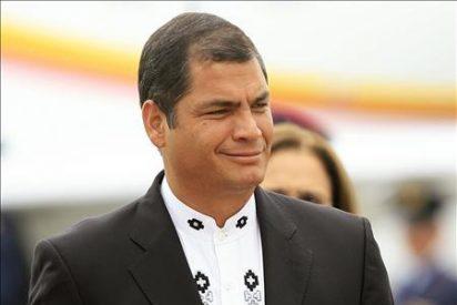 """Correa espera de Colombia """"signos claros"""" para que se restablezca la confianza"""
