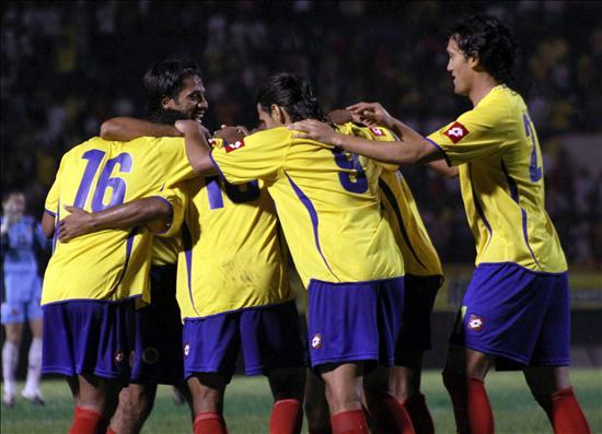 Colombia viaja a Lima antes de desplazarse a La Paz para su partido amistoso