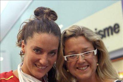 """La seleccionadora Anna Tarrés señala """"hemos aprobado el examen con buena nota"""""""
