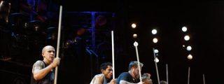 Stomp hará vibrar Madrid con un espectáculo que combina percusión y baile