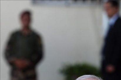 """Mitchell reconoce el """"difícil"""" momento para las negociaciones entre israelíes y palestinos"""
