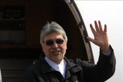 Lugo ya está internado en Brasil para determinar cuál será su tratamiento