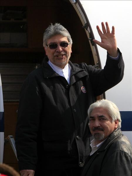 Lugo viaja a Brasil para someterse a nuevas pruebas médicas
