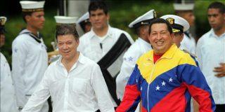 """Chávez llega a Santa Marta para """"reconstruir lo que fue desmoronado"""""""