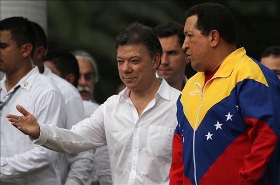 Chávez dice que ni permite ni permitirá presencia de guerrilla en Venezuela