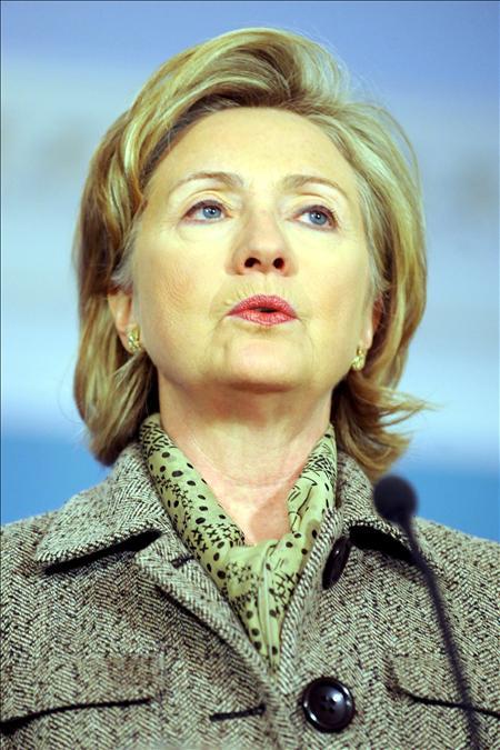 Clinton y el canciller de Argentina analizan panorama en la región