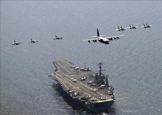EEUU y Vietnam organizan las primeras maniobras navales desde la guerra