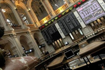 La bolsa española amplía sus pérdidas al mediodía y cede el 1,44%