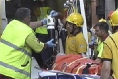 Niño de 8 años muerto y otras cuatro personas heridas en un accidente en Badajoz