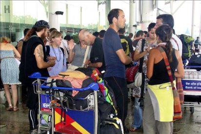 Las autoridades indias creen ahora que el cadáver hallado no es el de la española