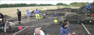Encuentran la casa más antigua del Reino Unido, construida hace 10.500 años