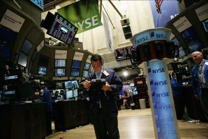 Wall Street baja el 2,49 por ciento por una mayor inquietud sobre la recuperación
