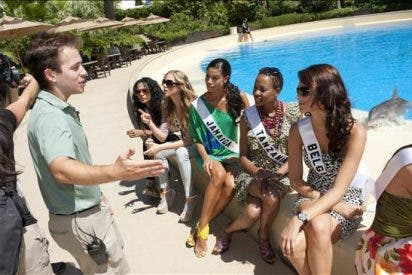 Las Vegas calienta motores para el certamen de Miss Universo 2010