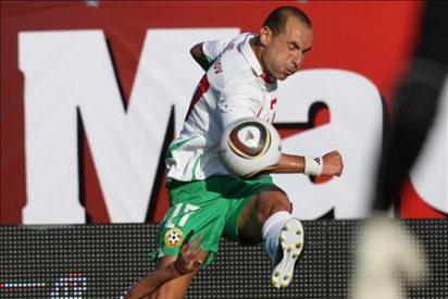 1-0. Advocaat debuta en Rusia con una pírrica victoria ante Bulgaria