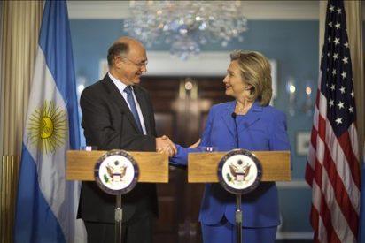 """Timerman y Clinton """"refuerzan y ratifican"""" los buenos lazos de EE.UU. y Argentina"""