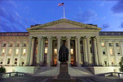 El déficit de EE.UU. alcanza los 165.000 millones de dólares en julio