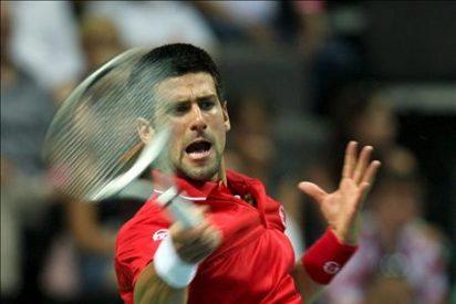 Djokovic dice que la temperatura y la humedad de Toronto le pusieron en aprietos