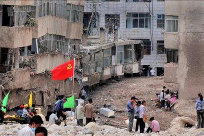 Ascienden a 1.144 los muertos y 600 los desaparecidos por el alud en China