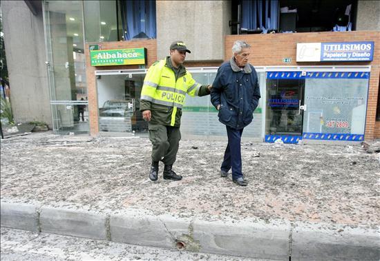 """El Gobierno de Argentina expresa su """"enérgica condena"""" al atentado con coche bomba en Bogotá"""