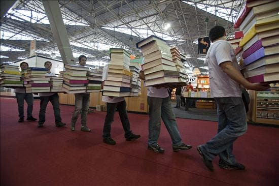 La Bienal del Libro de Sao Paulo expone desde hoy las obras de 800 editoras