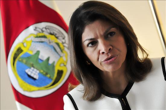 Chinchilla cuenta con un apoyo del 38 por ciento de la población tras cien días gobierno