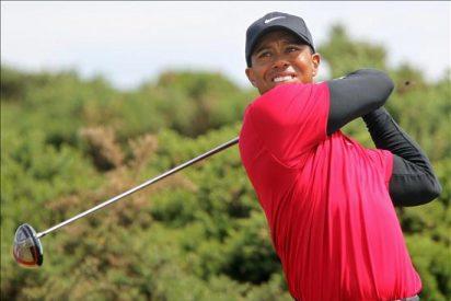 Tiger y Mickelson se estabilizan, García tropieza en el PGA Championship