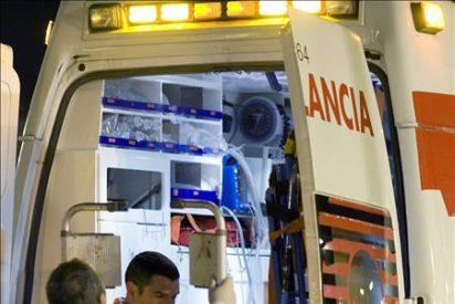 Dos mujeres y un hombre muertos y dos menores heridos en un accidente en Teruel